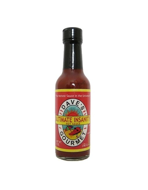 Salsa Picante Dave's Gourmet Ultimate Insanity