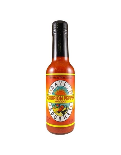 Salsa Picante Dave's Scorpion Pepper
