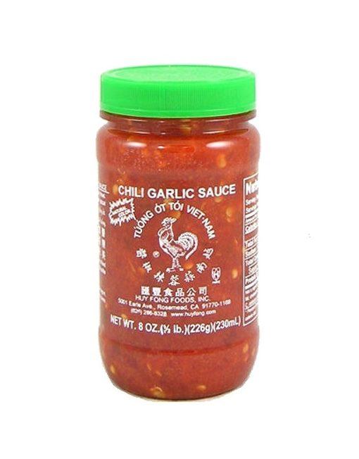 Salsa Picante Huy Fong Fresh Chili Garlic