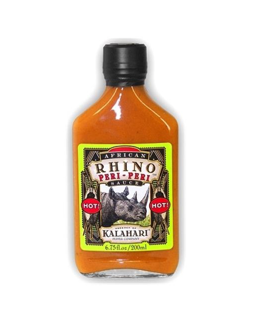 Salsa Picante African Rhino Peri-Peri Pepper