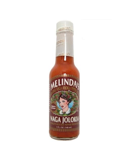 Salsa Picante Melinda's Naga Jolokia Pepper
