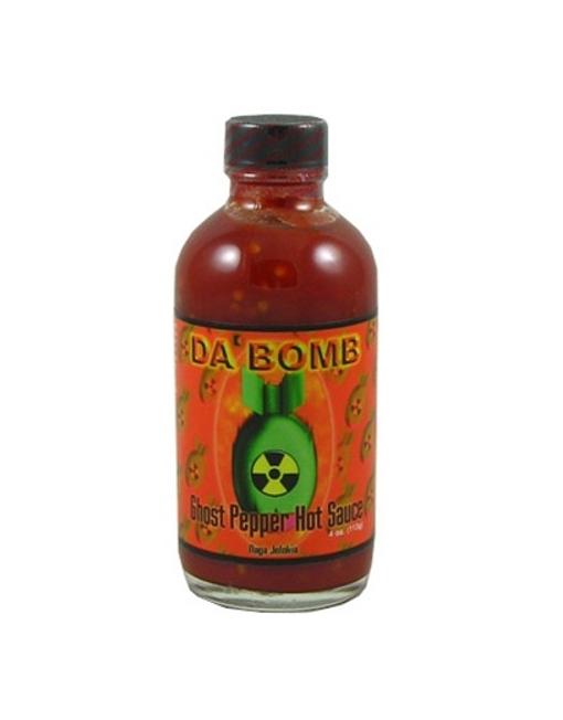 Salsa Picante Da Bomb Ghost Pepper