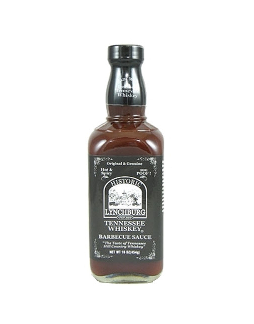 Salsa Picante Historic Lynchburg Tennessee Whiskey Barbecue (100 'Poof')
