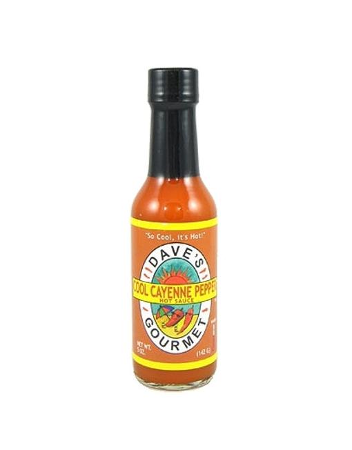 Salsa Picante Dave's Cool Cayenne Pepper