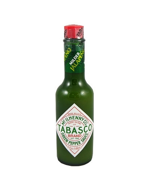Salsa Picante Tabasco Jalapeño Verde