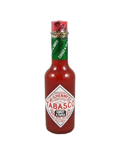 Salsa Picante Tabasco Sweet and Spicy Pepper