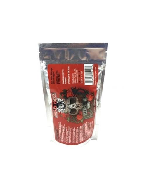 Ajíes picantes disecados mad dog 357 carolina reaper