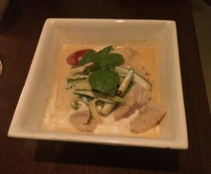 Koh Lanta - El Curry de Abadejo