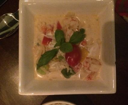 Koh Lanta - El Curry de Camarones