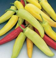 Chiles hungarian hot wax
