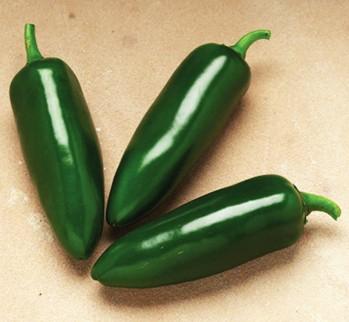 Chiles jalapeño jalafuego