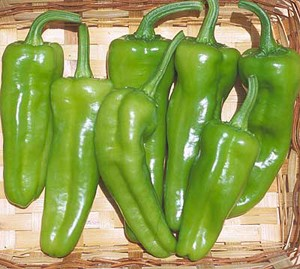 Chiles pepperoncini
