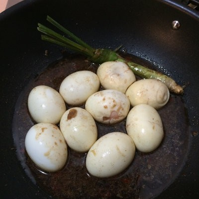 Huevos para el Piendang