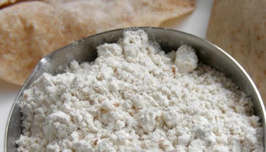 Atta (harina de chapati)