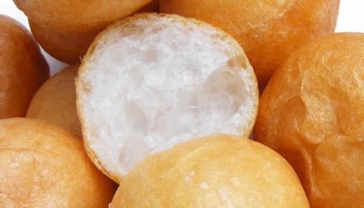 Bolas de gluten (bolas de gluten fritas)