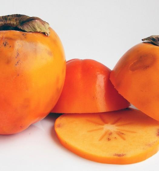 Caqui o fruta sharon