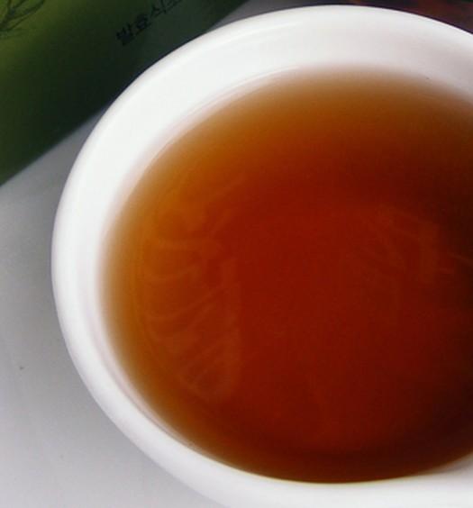 Gamsikcho (vinagre coreano de color caqui)