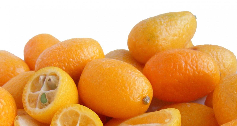Kumquat Naranjas Pequeño Ombligo