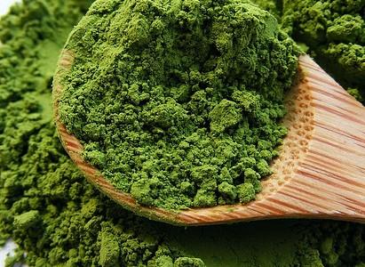 Matcha (polvo de té verde japonés)