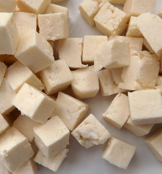 Paniro (paneer queso indio)