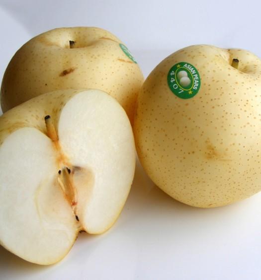 Pera nashi (pera asiática)