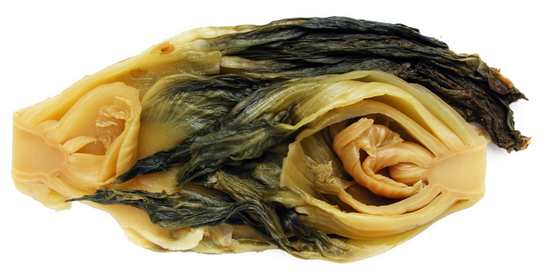 Suancai o sauerkraut chino