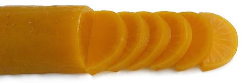 Takuan (rábano amarillo japonés)