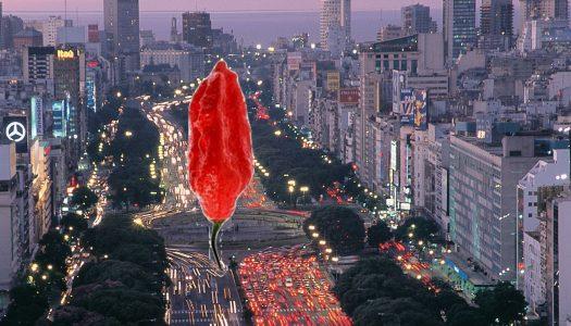 Primer Festival Picante en Buenos Aires