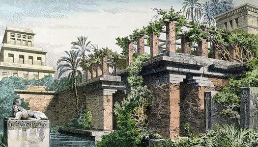 La historia de la hidroponía