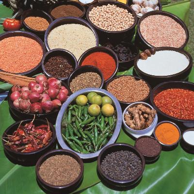 especias típicas de Sri Lanka