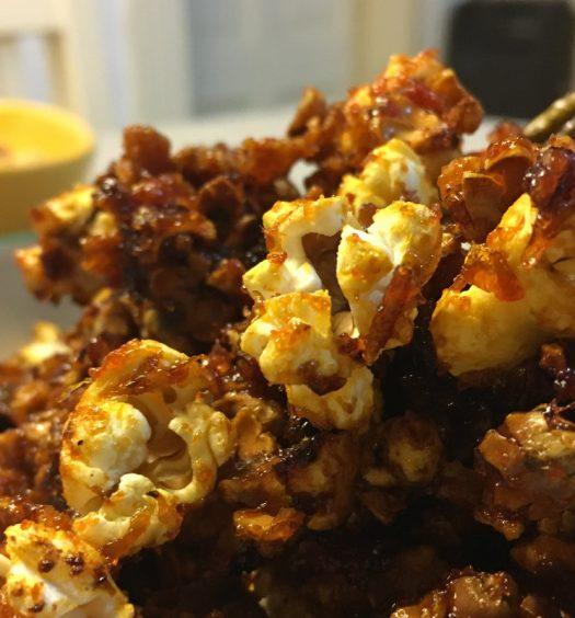 Pochoclo Picante o Popcorn Pedís