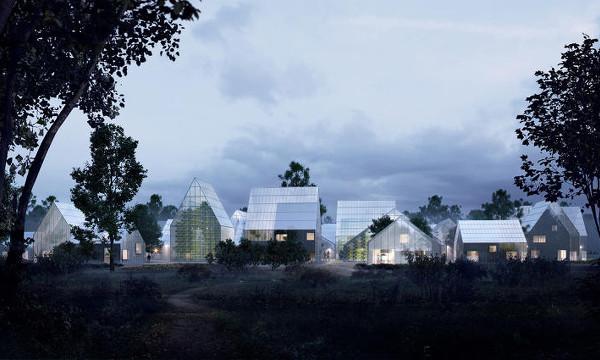 acuaponía e hidroponía en pueblo ReGen en Holanda