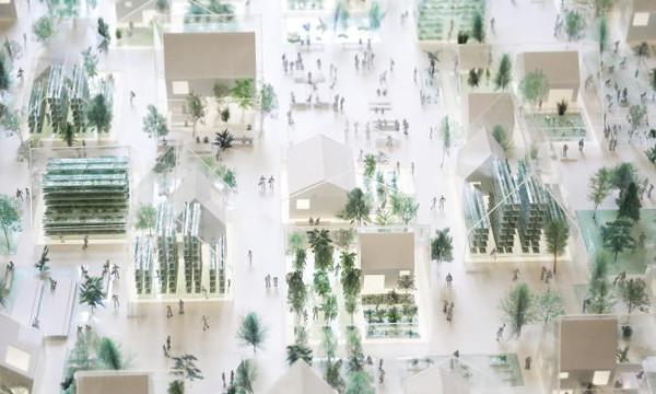 Plano del pueblo autosustentable ReGen