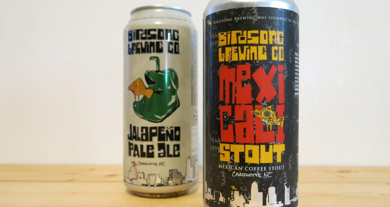 Cervecería birdsong cerveza Mexicali y Jalapeño