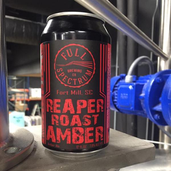 La Reaper Roast Amber de Cerveceria Full Spectrum