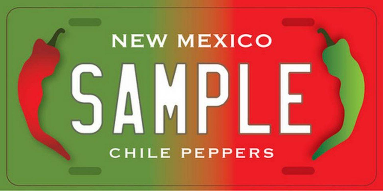 Estado de Nuevo México Patente de Chiles