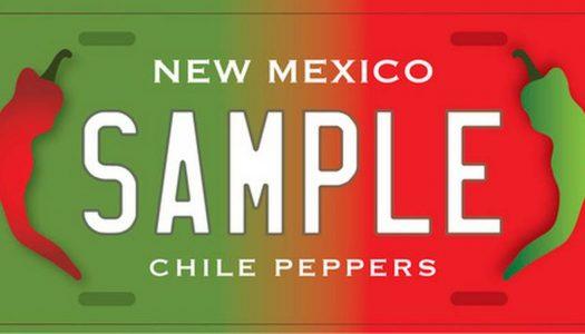 Nuevo México crea una patente especial de chiles picantes