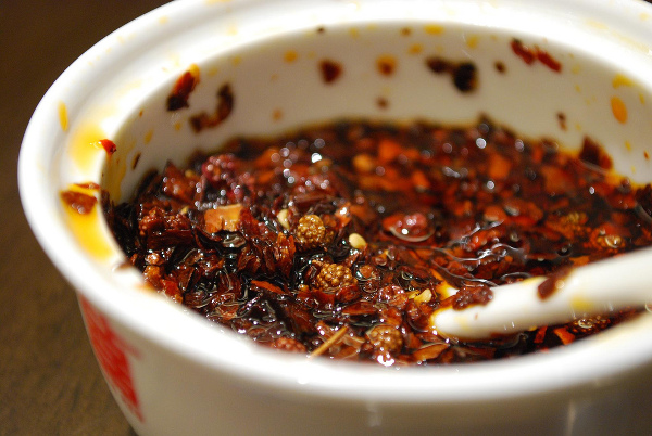 Aceite de chile Sihuan
