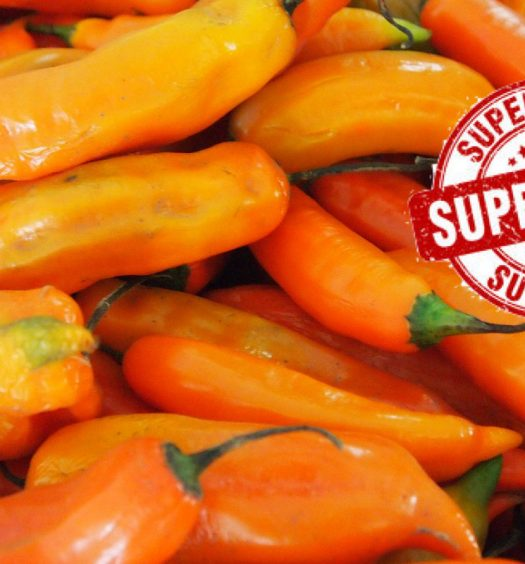 "Chiles declarados ""Superfood"" en Perú"