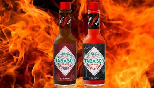 "Marca Tabasco Lanza Nueva Salsa ""Tabasco Scorpion"""