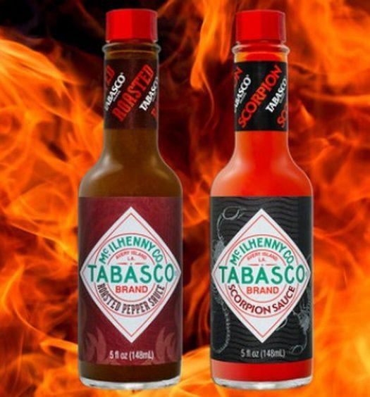 La nueva Salsa Tabasco Scorpion