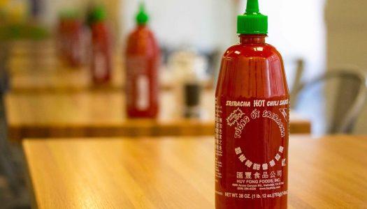 Sriracha Demanda a su Productor de Chiles